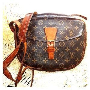 Louie Vuitton Jeune Fille Crossbody